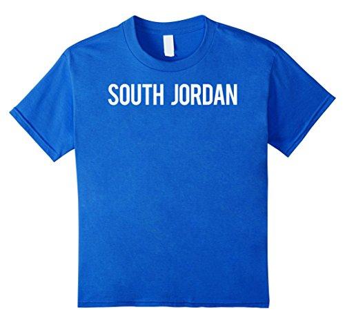 South jordan city shirts unisex child south jordan t shirt for Jordan tee shirts cheap