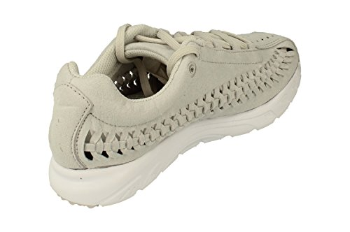 Nike Mens Eendagsvlieg Geweven Casual Schoen Neutraal Grijs 005