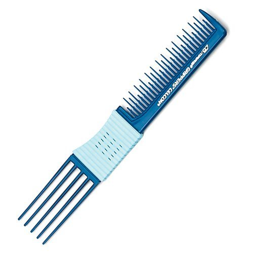 Comare Styling Gripper Comb with Serrated Teeth & Plastic Lift -