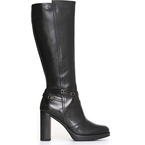 Mujer Negro Zapatillas Altas Nero Giardini 5ZFq5wgv