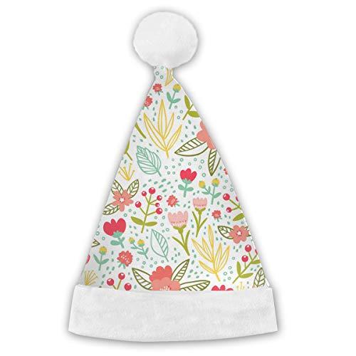 Bei Tang Christmas Hat Summer Fun Santa Hats Xmas Cap Cosplay Decor -
