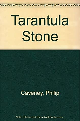 book cover of The Tarantula Stone