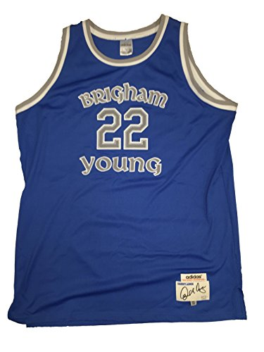 Young BYU Cougars Authentic College Basketball Jersey (Authentic College Basketball Jerseys)