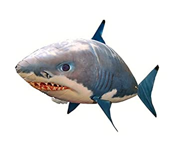 com air swimmers remote control flying shark toys games air swimmers remote control flying shark