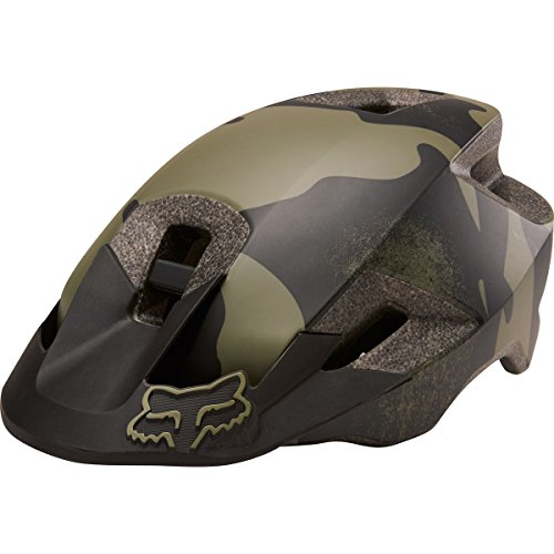 Fox Racing Ranger Camo Helmet Green Camo X/2X