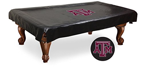 Texas A&M Aggies Billiard Table Cover-9 by HBS