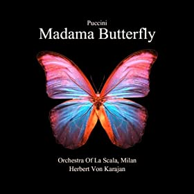 Amazon.com: Madama Butterfly: Act II - Part 1 (Conclusion