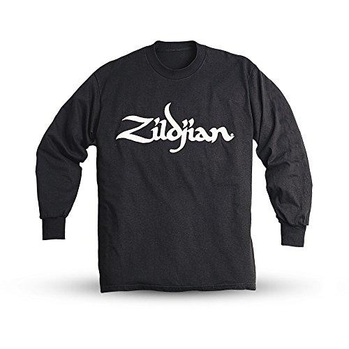 Zildjian T4122 Long Sleeve T, Black - Size M