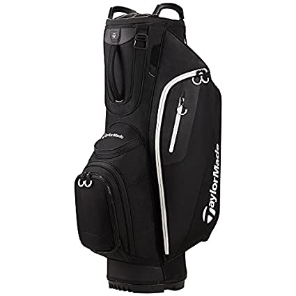 c07b951ff483 Amazon.com   TaylorMade Cart Lite Golf Bag Black   Sports   Outdoors