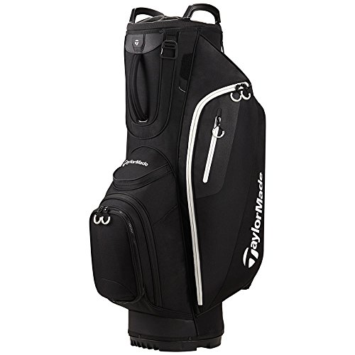 TaylorMade Cart Lite Golf Bag Black