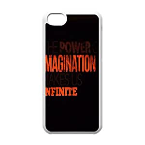 iPhone 5c Cell Phone Case White quotes sayings 2 Byzwe