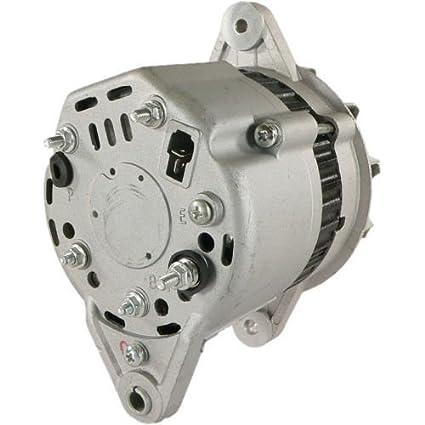 amazon com: new alternator isuzu c240 diesel tcm forklifts lr220-24 12114:  automotive