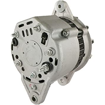 Amazon.com: New Alternator Isuzu C240 sel TCM Forklifts ... on