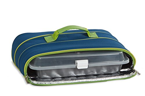 (Casserole Carrier With Thermal Foil Lining By Picnic Plus)