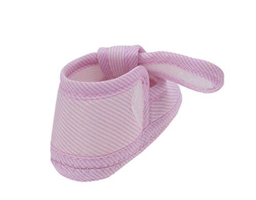 BONAMART ® Baby Toddler Unisex Weiche Sohle Rutschfeste Schuhe Krabbelschuhe 3-6 Monate