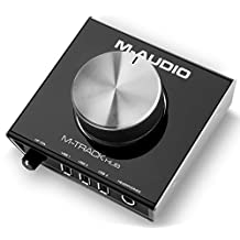 M-Audio M-Track Hub Channel Audio Interface