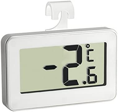 TFA 30.2028.02 - Termómetro digital de nevera y congelador: Amazon ...