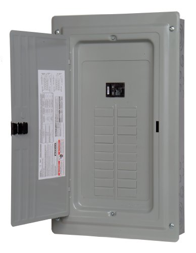 - Murray LC2040B1100 Load Center, 20 Space, 40 Circuit, 100A, Main Breaker