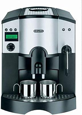 Krups F NF 1 48 Espresso de/ – Cafetera automática, color negro ...