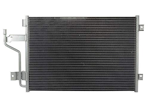 Sunbelt A/C AC Condenser For Dodge Ram 2500 Ram 3500 4983 Drop in Fitment
