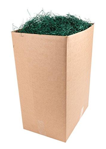 Supermoss 21621) Aspen Wood Moss (Excelsior), Basil, 5lbs