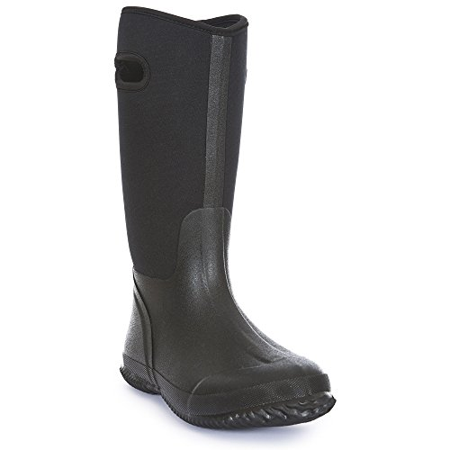 Wellington Boots Hamilten Trespass Black Men's vwXRqREY