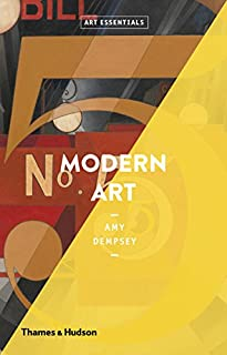 Book Cover: Modern Art: Art Essentials Series