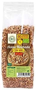 Sol Natural Avena Hinchada, con Miel, sin Gluten - Paquete de 6 x 150 gr - Total: 900 gr