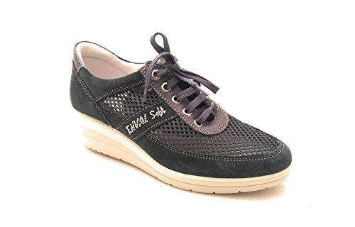 bleu denim Denim ENVAL Chaussures femme d'extérieur de sport 37 EU SOFT pour wPr0wq8C