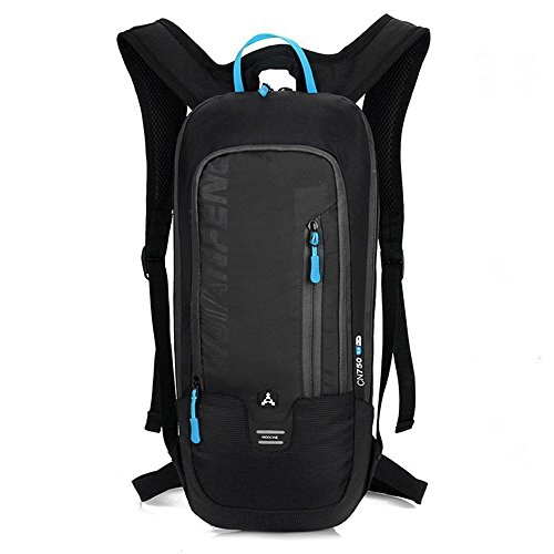 ZOUQILAI Waterproof Breathable Backpack 10L Mini Ultra-light Cycling Backpack Sports Bag Fitness Sports Running Hiking Camping Hiking by ZOUQILAI