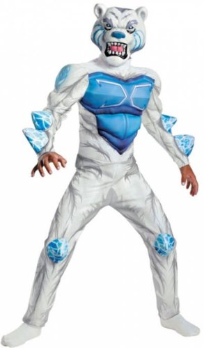 Costumes for all Occasions DG44317K Monsuno Lock Monster Dlx 7-8 ()