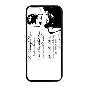 Audrey Hepburn Beautiful Quote Case for iPhone for iPhone 5 5s case
