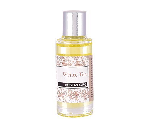 Rosemoore Pure Aroma Diffuser Scented Oil - Fragrance - White Tea 15ml