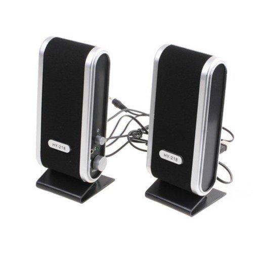 CASSE USB 2.0 SPEAKER NOTEBOOK AMPLIFICATE SISTEMA ALTOPARLANTI 320W FAST WORLD SHOPPING L-0430