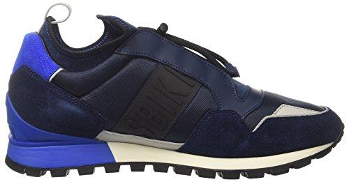 942 ER Fend Bleu Homme 260 Baskets Blue Hautes Bikkembergs Bluette xEA7Ox