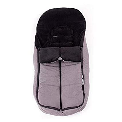 Baby Monsters Saco para silla Gemelar Ice Twin (Gris): Amazon.es: Bebé