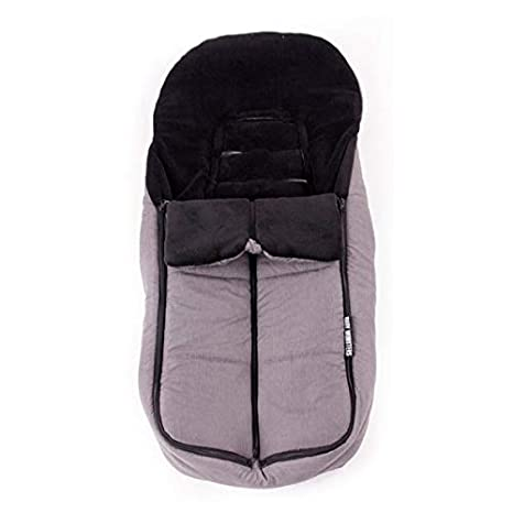 Baby Monsters Saco para silla Gemelar Ice Twin (Gris ...