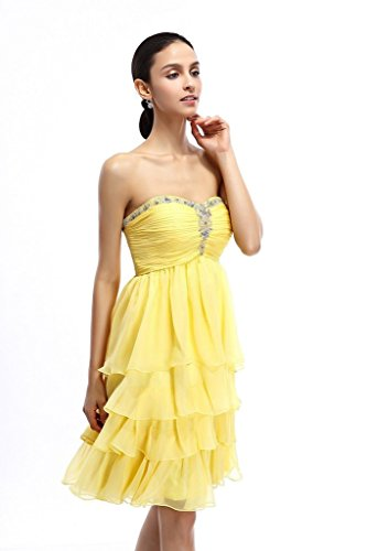 Vimans Damen A-Linie Kleid