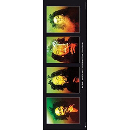 Bob Marley - Door Poster