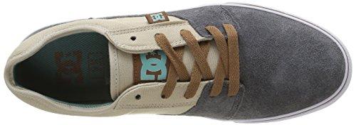 DC Taupe Ts1 Grau Basse Universe Tonik Uomo Stone Sneaker U8P7UrYq