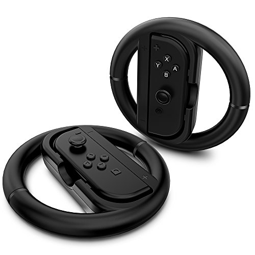 Maxboost Nintendo Steering Accessory Attachment Controllers