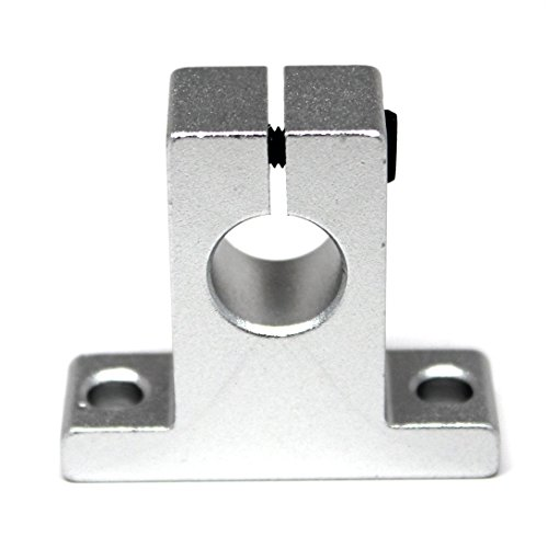 farhop 12mm Industrial Aluminum Laser Diode Module Mount Holder