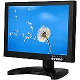 Eyoyo Ecran 10 Pouces IPS LED FULL HD Moniteur 16:10 avec HDMI BNC VGA USB et Haut-parleur intégré pour Videosurveillance FPV Vidéo Display DVD CCTV Security ( 1920x1200 )