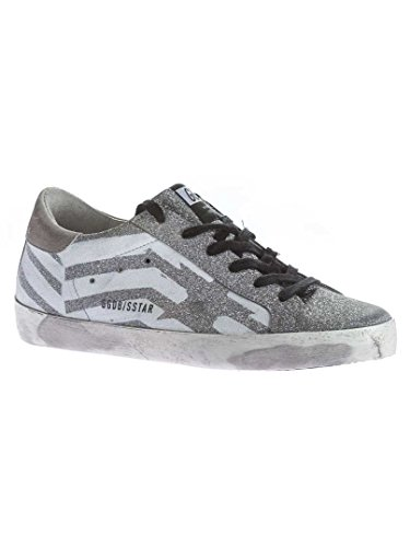 Golden Goose Women's Gymnastics Shoes Silver Silver 8 Silver with mastercard cheap price store sale online buy cheap clearance free shipping shop QchZt