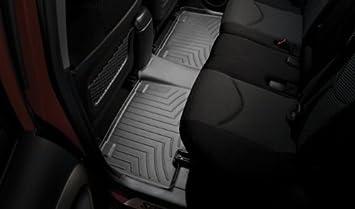 WeatherTech Front FloorLiner for Select Chrysler 200 Models Black