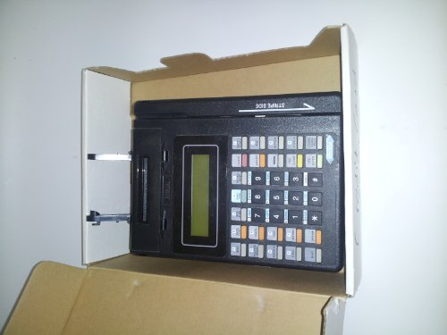 Hypercom T7PLUS Credit Card Swiper Machine USed in a Great Working condition (Hypercom Credit Card Machines compare prices)