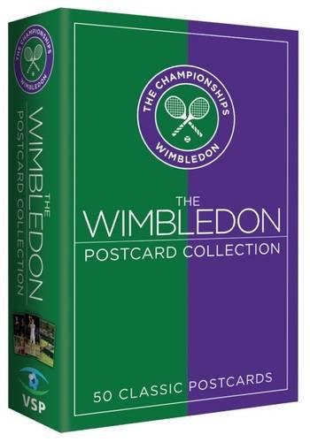 The Wimbledon Postcard Collection: 50 Classic Postcards