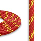 New England Rope 7mm Red Accessory Cord X 50 ft