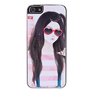 JJEBlazing Colour Face Of Tiger Pattern 3D Effect Hard Case for Samsung Galaxy S4 i9500