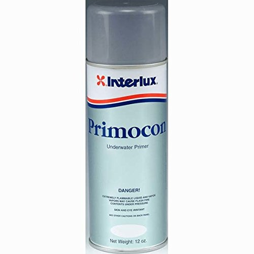 Interlux Primocon Underwater Metal Primer, primocon aerosol metal primer
